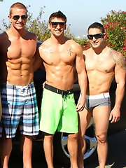 gay group sex - Marcus Mojo::Johnny Torque::Rod Daily::Donny Wright::Brody Wilder::Campbell Stevens
