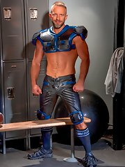 Jessy Ares::Dirk Caber